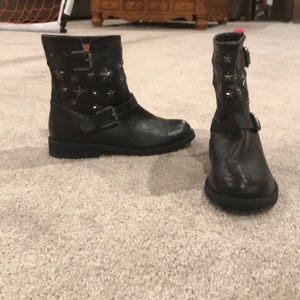 Tucker and Tate boots
